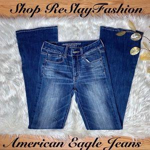 ⭐️American Eagle Hi Rise Artist Women's Jeans ⭐️